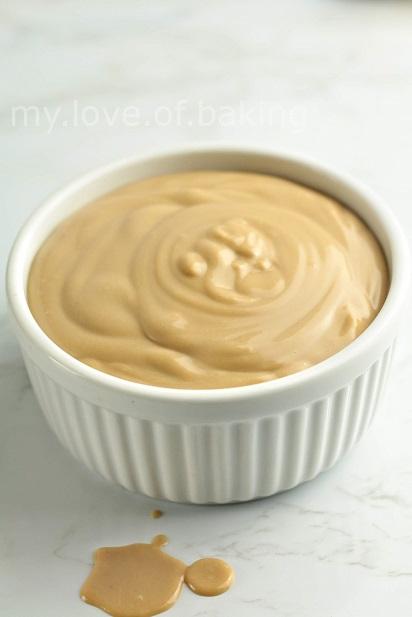 vegan custard