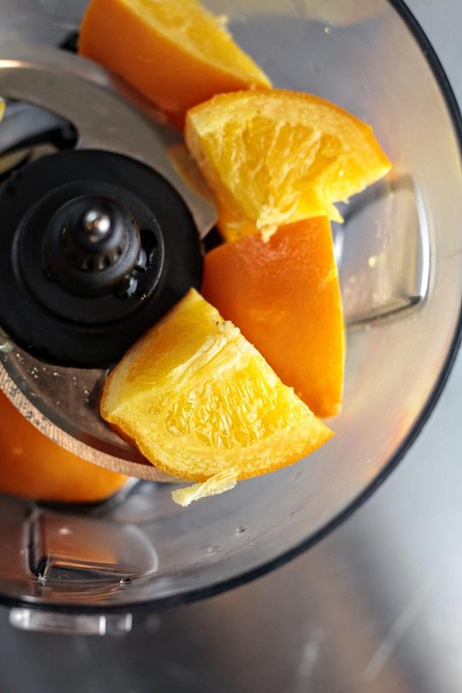boiled orange