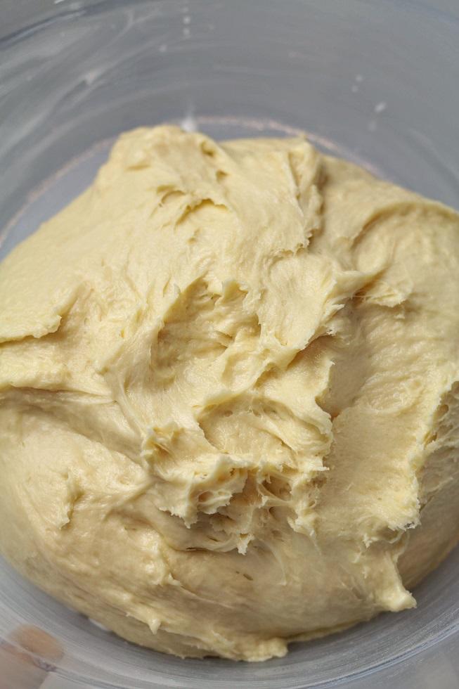 silky dough