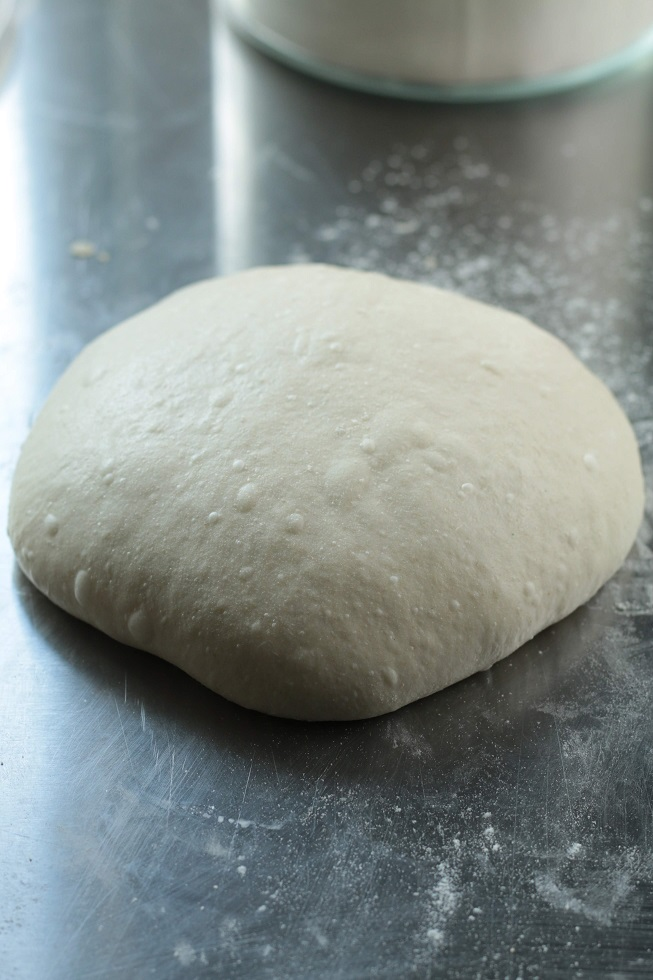 rested dough