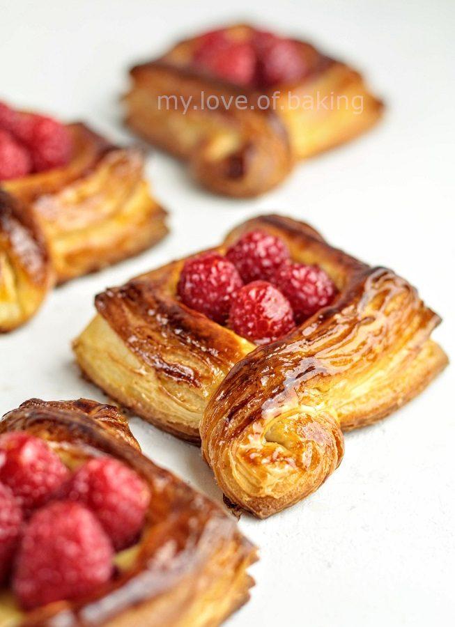 Sourdough Danish Pastry Myloveofbaking