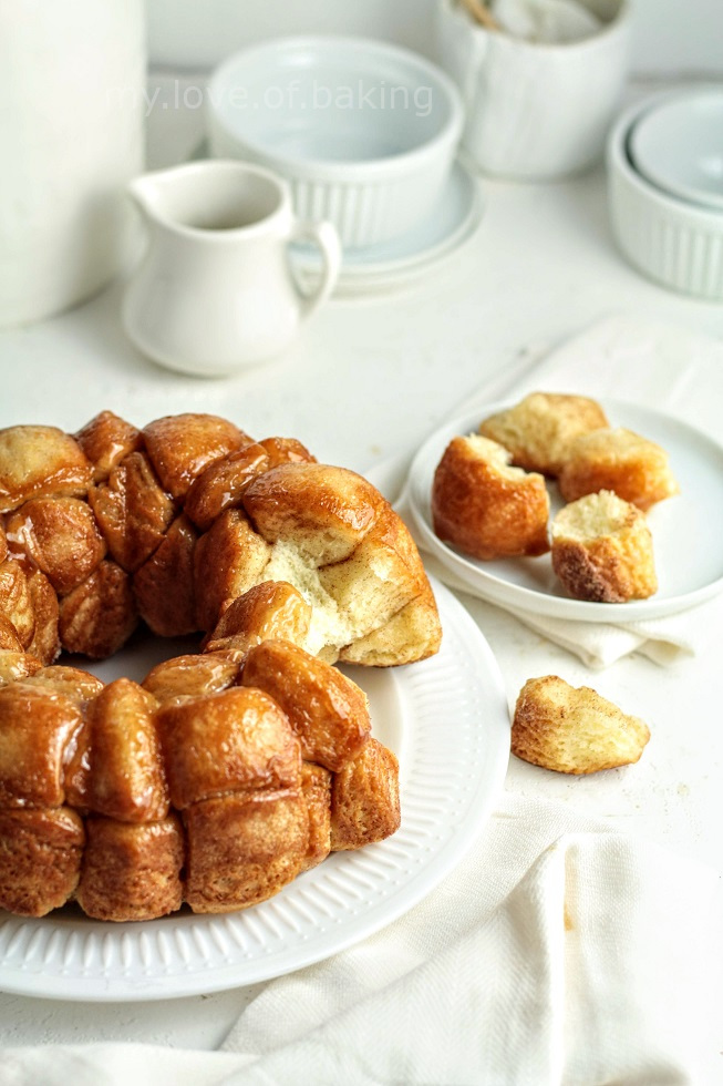 sourdough monkey bread
