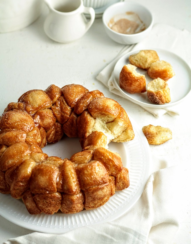Sourdough Pull-Apart Monkey Bread