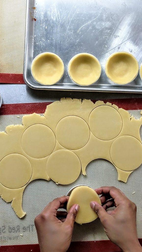 make tart bases