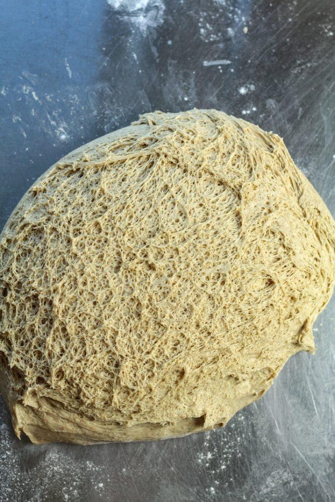 bulked dough
