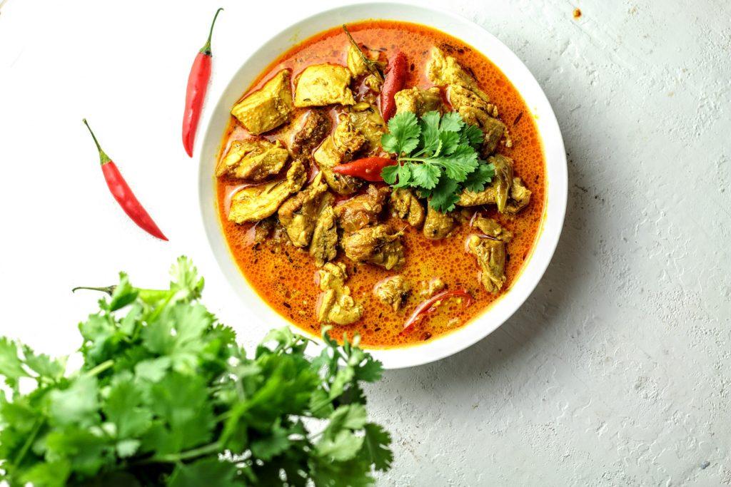 Sri Lankan Style Chicken curry
