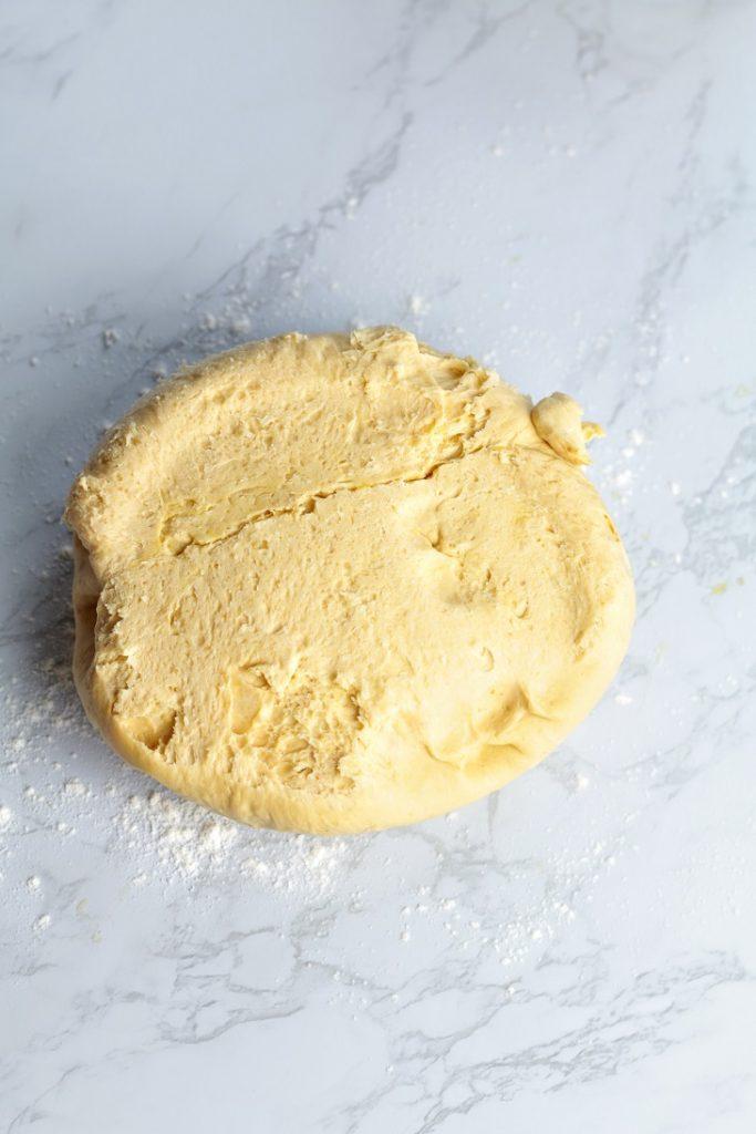 retarded dough