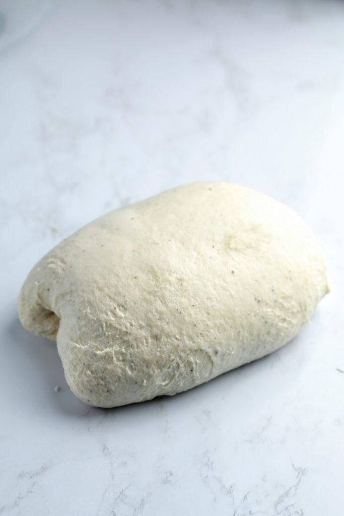 smooth dough