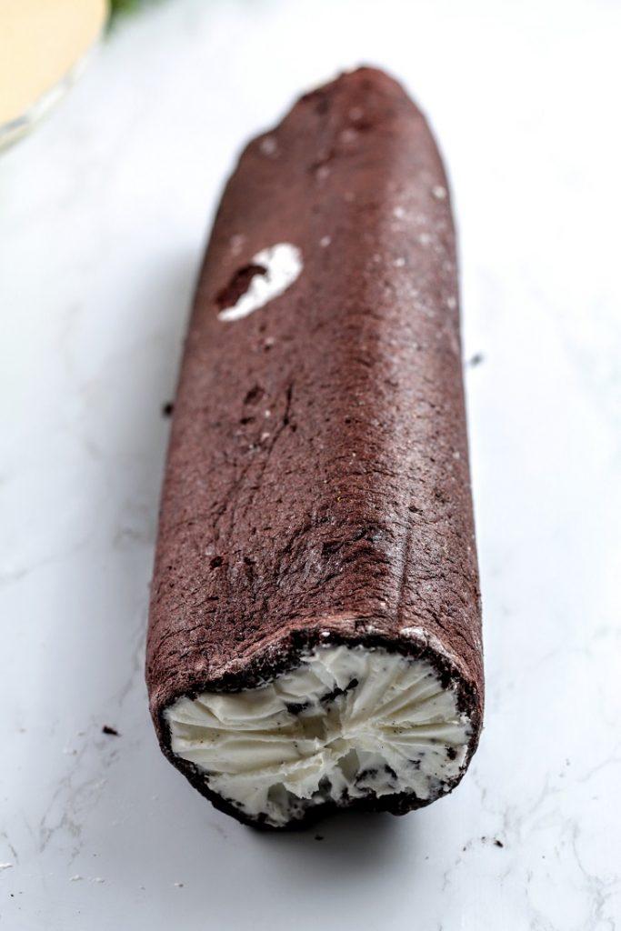 roll the sponge