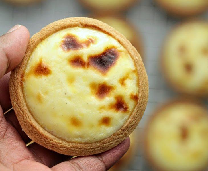 baked tart