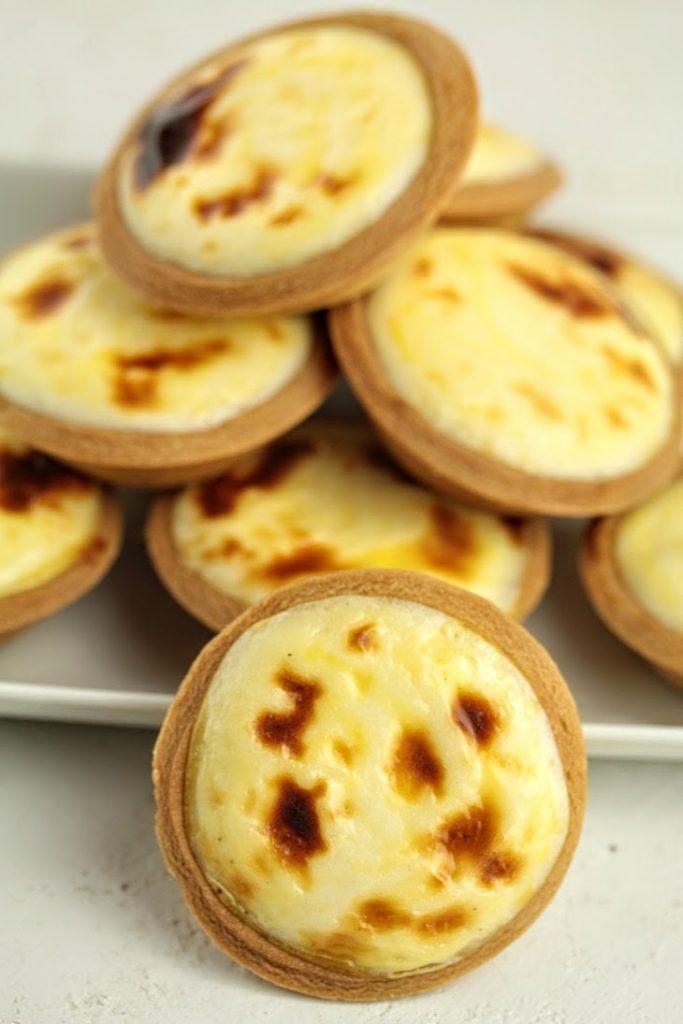 baked cheese tarts