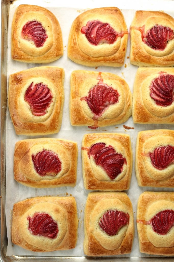 baked squares
