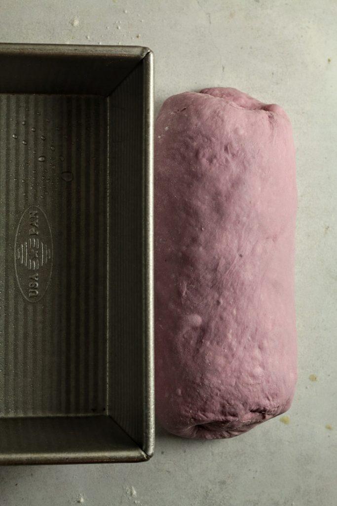 shape the loaf