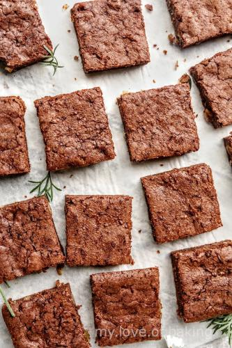 Protein Brownie Bars