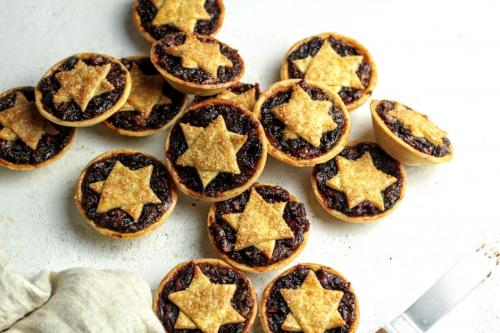 Easy Homemade Mince Pies