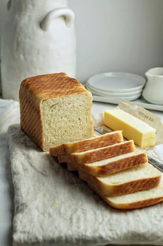 Sourdough Sandwich (Pullman)Loaf