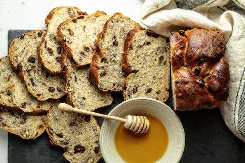 Raisin Pecan & Honey Sourdough