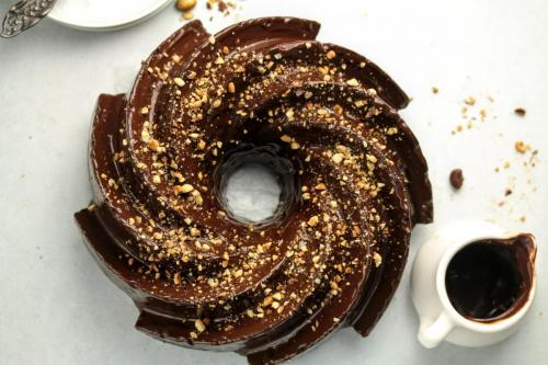 Rye lovers cake